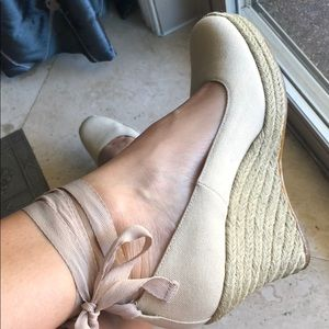 Style an Co wedge espadrille